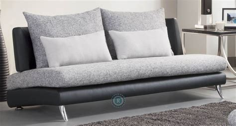 plastic covered sofa renton armless sofa 9607 3 homelegance