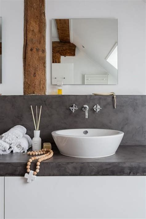 wood  micro cement bathrooms norse white design blog