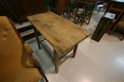 tavoli di legno grezzo tavolo legno grezzo vallerini antiquariato