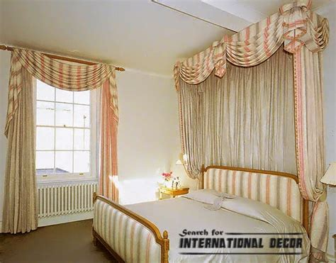 Curtain Ideas For Bedroom Windows Top Ideas For Bedroom Curtains And Window Treatments International Decoration