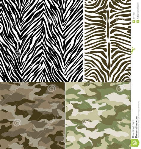 Zebra Pattern Camouflage | royalty free stock photography zebra stripes and