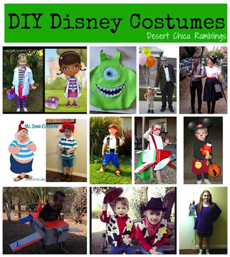 Easy Diy Disney Halloween Costumes For Adults 1000 ideas about disney costumes on