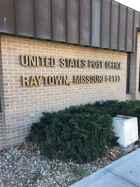 Raytown Post Office by United States Postal Service In Raytown United States