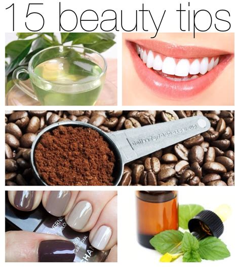 beauty tips and tricks at home 15 beauty tips tricks natural home remedies that help