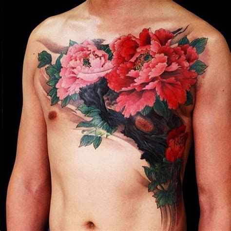 japanese peony tattoo best 25 japanese peony ideas on