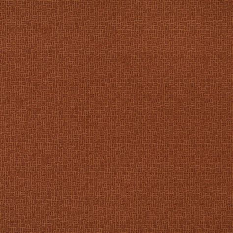 contract drapery fabric e275 rust red cobblestone contract grade upholstery fabric