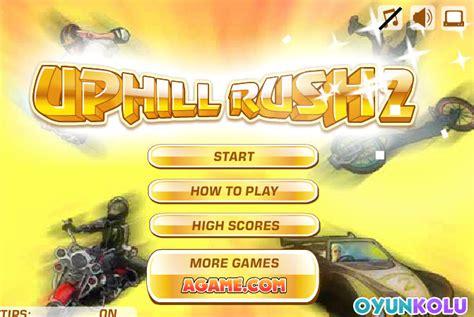 uphill rush  yarislarin heyecanini yasayin oyun kolu
