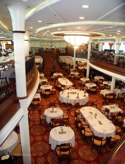 Royal Dining Room by Enchantment Of The Seas Menus