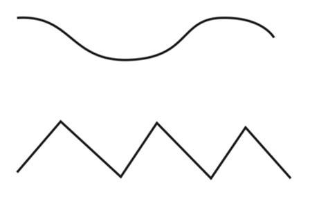 la linea curva que visuales artes visuales la l 205 nea