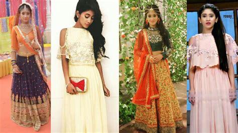 Naira Dress naira aka shivangi joshi yeh rista kya kehlata inspired