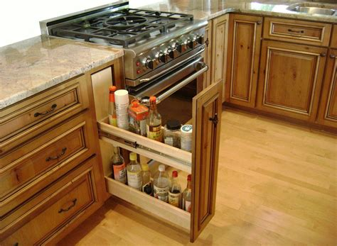 Kitchen Design Trends That Will Dominate In 2017 Storage Solutions For Kitchen Cabinets