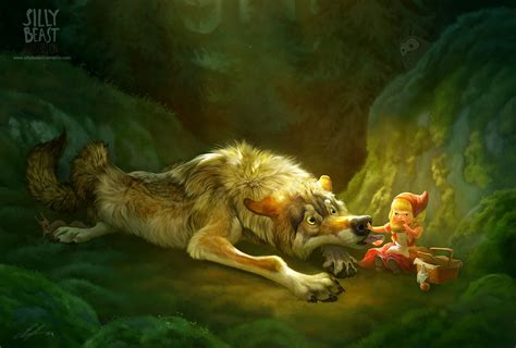 Movie Night Basket Little Red Riding Hood By Ailah On Deviantart