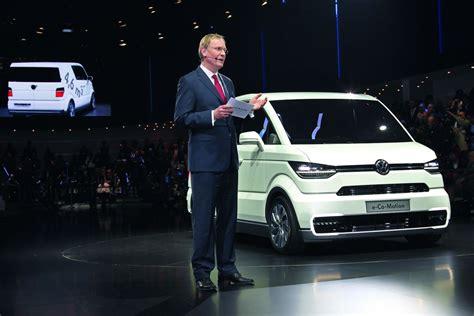 Ausblick Volkswagen T6 T6 Wird Keine Neuentwicklung Vw