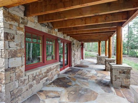 what is a daylight basement stone fa 231 ade patio and post foundations daylighting for
