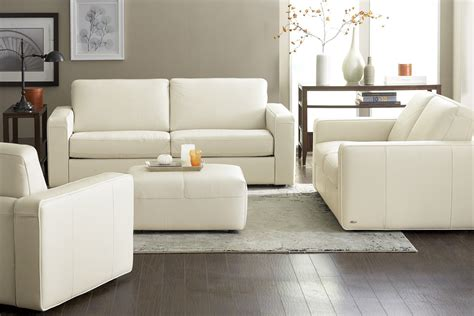 living rooms with white sofas b 764 leather sofa bed natuzzi editions italmoda