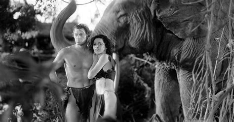 actress in tazan does not know where tarzan goes crazy film guy tarzan and his mate 1934 and the legend