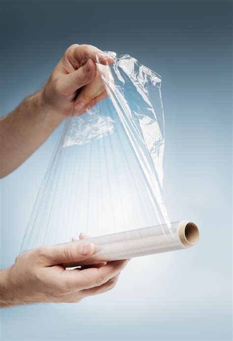 plastic wrap what makes plastic wrap cling static molecules and a