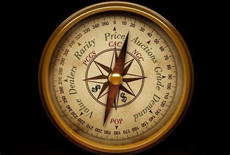 Compass Coin For Collectors A Half Century Of Coin Market Trends