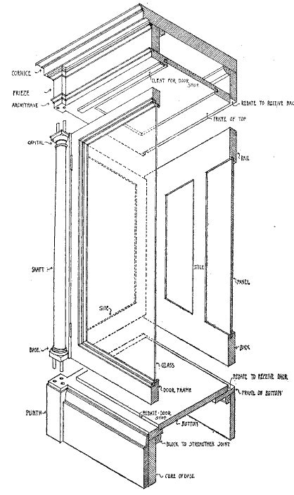 furniture construction drawing  furniture construction construction drawings furniture