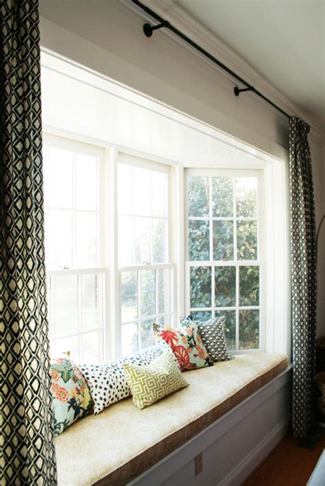 decorating bay windows picture of cool bay window decorating ideas