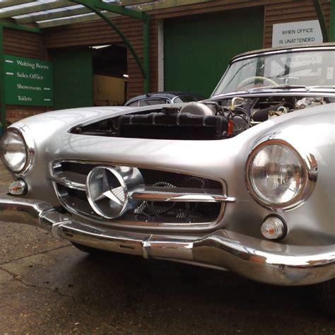 mercedes restoration specialists silchester garage ltd home