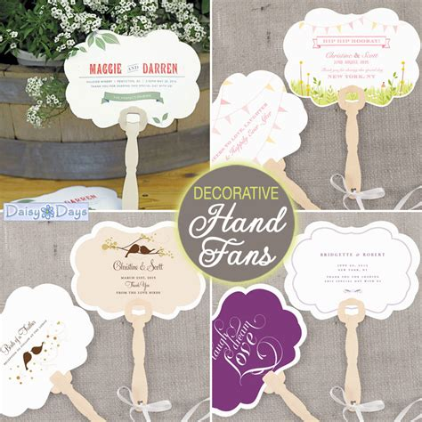 personalized hand fans for weddings friday favor of the day personalized decorative hand fans