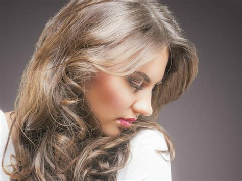 hair styles to hidegray hair preventing and hiding gray hair without permanent hair dye