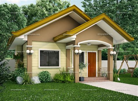 Small House Designs Shd 20120001 Pinoy Eplans Small House Design Design