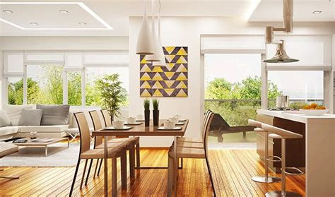 Modern Living Room Ideas For Small Spaces broken plan living the new open plan homehub