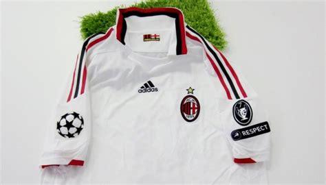 Inzaghi T Shirt inzaghi match issued worn shirt marseille milan