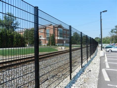 steel wire fence welded wire fence ametco manufacturing