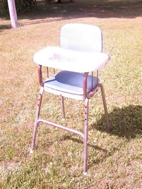 Vintage Cosco High Chair by Frozen Knickers Vintage Cosco High Chair