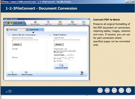 convert pdf to word and edit online pdf to word converter 123fileconvert 1 2 3 file convert