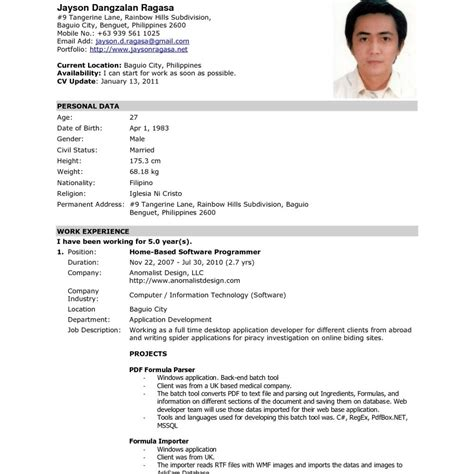 resume updated format updated resumes exles 79 cool resume for a exles