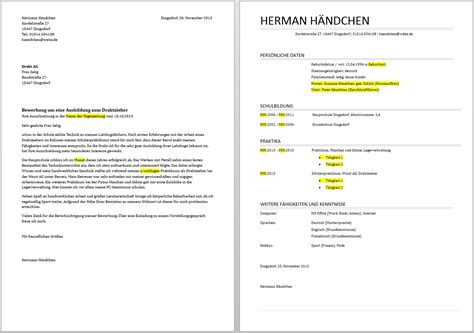 Anschreiben Bewerbung Schreiben Laben Der Gro 223 E Bewerbungscheck Teil 2 Bewerbung Als Drahtzieher Ausbildung De