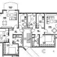 haus selber zeichnen doppelhaus grundriss eingang seitlich