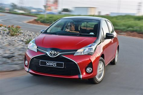 toyota line of cars toyota adds 2 tone paint option to yaris line up cars co za