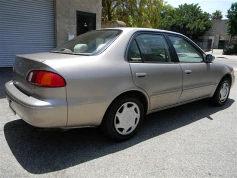 automobile air conditioning repair 1998 toyota tercel electronic toll collection find a cheap used 1998 toyota corolla le in orange county at bass motorsports