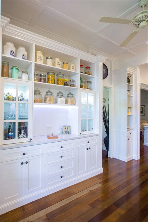 Storage Cupboards For Kitchens - hampton kitchen design by makings of fine kitchens amp bathrooms