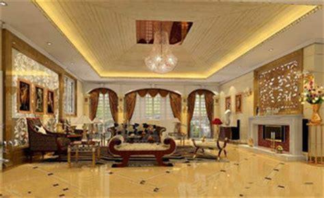 exquisite golden luxury living room millions