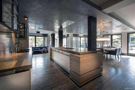 modern gourmet kitchen interior design ideas