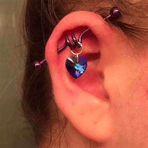tattoo behind ear aftercare 70 best images about ear cartilage piercings on pinterest