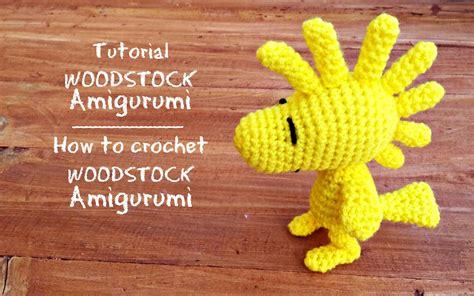 Amigurumi Woodstock Pattern Free   tutorial woodstock amigurumi how to crochet woodstock
