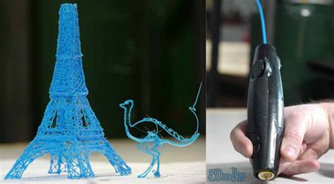doodle pen 3d printer the world s 3d printing pen yours for just 75
