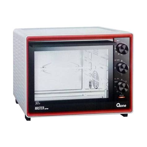 Oxone Oven Ox 899rc jual oxone ox 8830 master oven black white 30 l