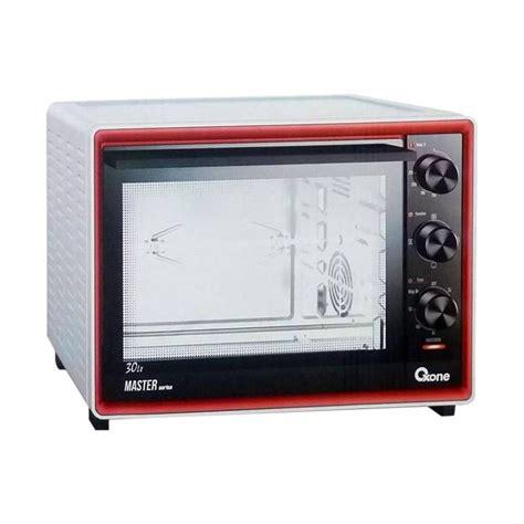 Oxone Oven Ox 899rc jual oxone ox 8830 master oven black white 30 l harga kualitas terjamin blibli