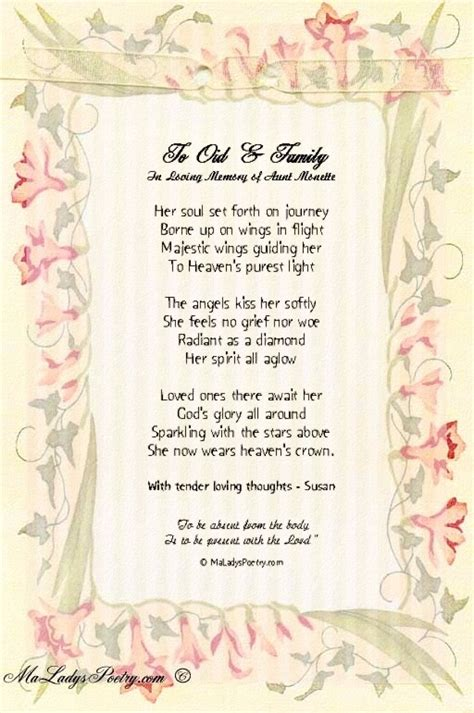 pin by sue noonan on funeral poems pinterest wings
