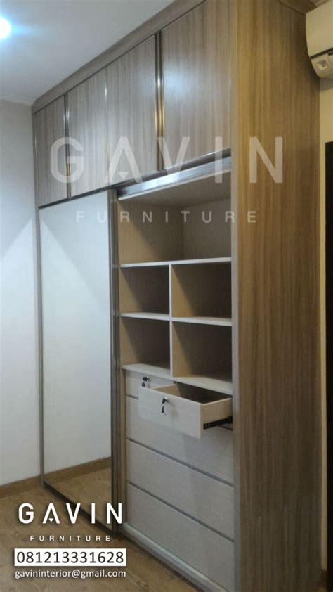 Lemari Pakaian Jakarta Selatan lemari pakaian untuk klien di greenlake kitchen set