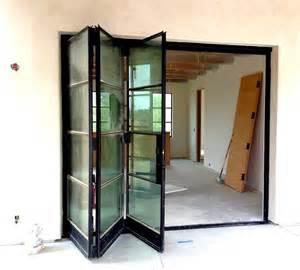portella custom steel doors and windows house project