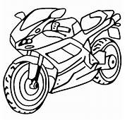 Kolorowanki  Motocykle
